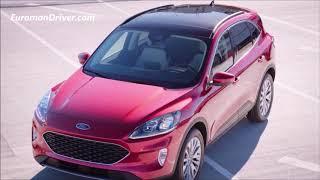 Ford Kuga 2019 - dabar