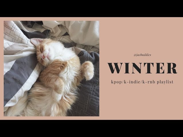 [K-INDIE / K-POP / K-HIPHOP] a warm winter