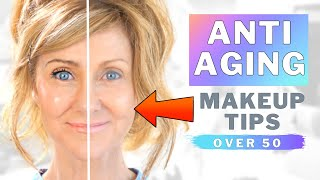 5 Simple Makeup Tips To Look 10 Years Younger!
