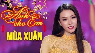 Video hợp âm Anh Cho Em Mùa Xuân Karaoke Remix Tone Nữ