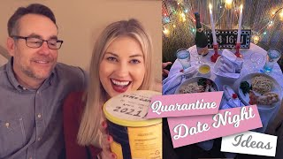 HOME DATE NIGHT IDEAS | HOW WE CELEBRATED OUR ANNIVERSARY