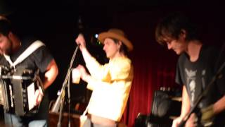 The Felice Brothers - Frankie's Gun (With Conor Oberst, Maxwell's, NJ 6/21/2013)