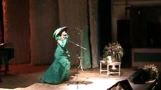 Наталья Сорокина. Концерт в театре Эстрады 12 апреля 2005г.