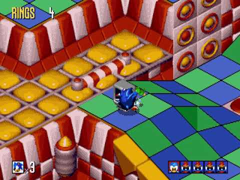 [TAS] Genesis Sonic 3D Blast