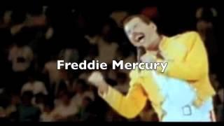 Freddie Mercury & Elvis Presley