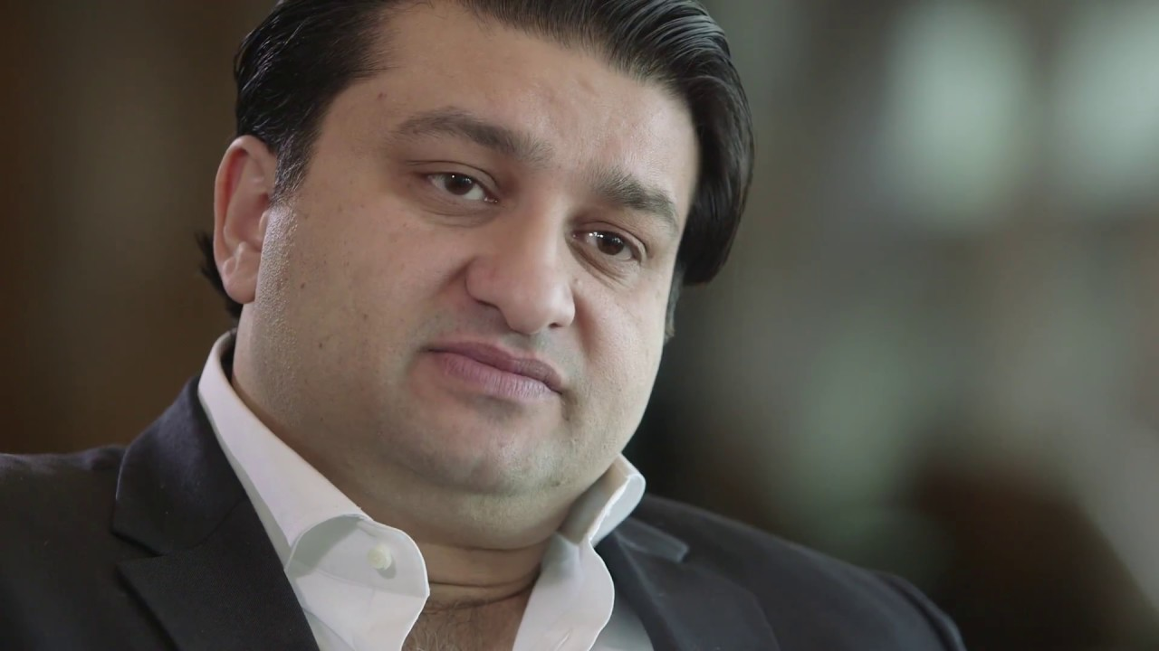Abbas Hashmi talks about working with HNWI's and Family Offices
