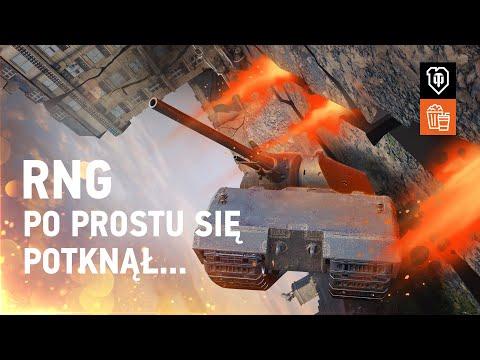 RNG. Po prostu się potknął... [World of Tanks Polska]