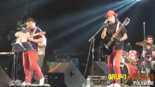 preview picture of video 'Juntito al fogón - Grupo Sentires en el Festival Provincial del Pescador 2014'
