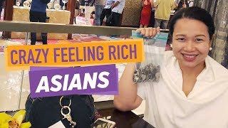 Crazy Feeling Rich Asians