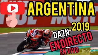 EN VIVO - VER GRATIS MOTOGP ARGENTINA 2019