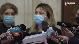 Senat: Combaterea violenţei domestice - temă abordată de Anca Dragu cu 26 de ambasadori