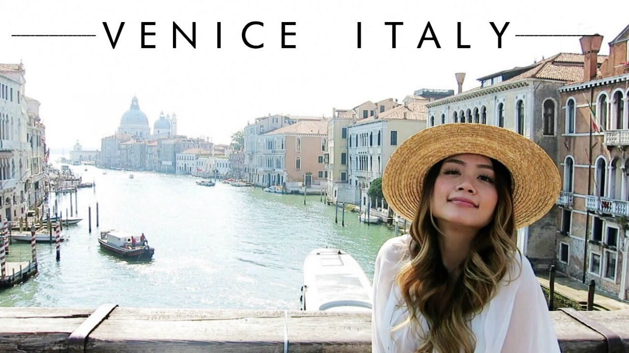 Travel Vlog: Venice, An Italian Love Affair