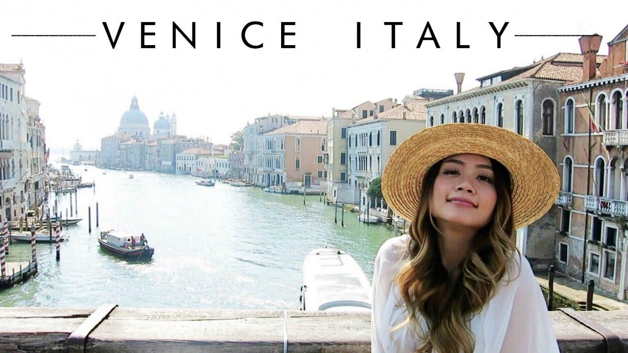 Travel Vlog: Venice, An Italian Love Affair