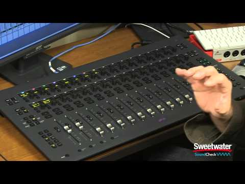Avid Pro Tools S3 Control Surface Review – Sweetwater's SoundCheck Vol. 1