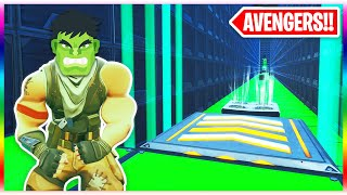 i'm the hulk lol (Fortnite Creative Mode)