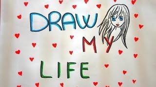 DRAW MY LIFE | Disegno la mia vita | Chiara