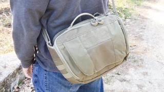 Maxpedition Skyridge Tech Messenger Bag: An In Between Everyday Carry Bag | EDC, Office Bag