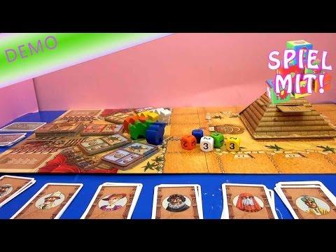 Camel Up SPIELREGELN   Pegasus Spiele 54541G - Brettspiel