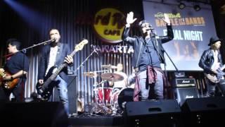 "GITARPLUS "" Konspirasi Live In Hard Rock Rising Battle Of The Bands 2017"""