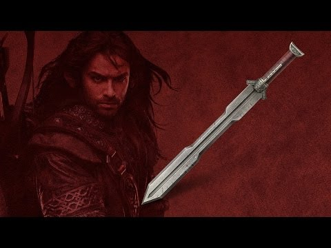 Der Hobbit - Kili Schwert