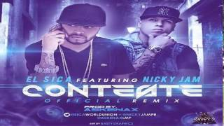 Nicky Jam Ft El Sica - Conteste ✓
