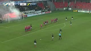 Östers IF - AIK 2-4   Highlights
