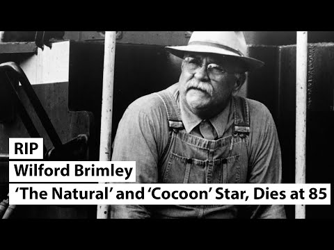 Wilford Brimley: 'The Natural' and 'Cocoon' Star, Dies at 85