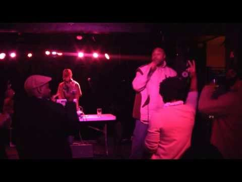 Rhymez Da Ebony Live @ Billy's Lounge