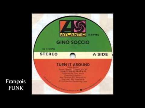 Gino Soccio - Turn It Around (12- VOCAL) (1984)♫