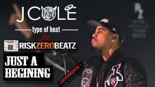 J.Cole - Born Sinner type of beat instrumental by Risk Zero Beatz 2013