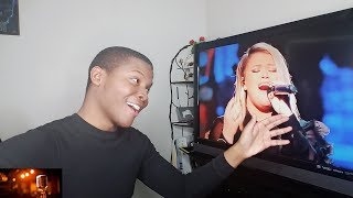 "Kelly Clarkson - 2019 Aretha Franklin Tribute ""Never Loved A Man"" (REACTION)"