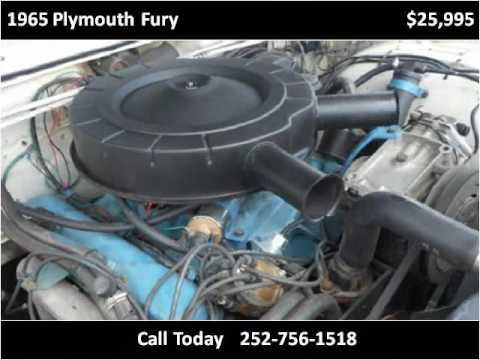 Video of '65 Fury - JD3T