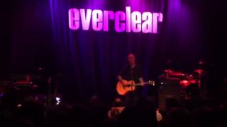 """Everclear (Art solo acoustic) """"Strawberry"""" @ Rams Head Live, Baltimore, MD. 12.6.12"""