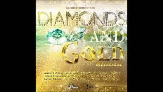 Diamonds And Gold Riddim Instrumental - DJ Frass Records