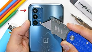 OnePlus Nord N200 5G Durability Test - The phone OnePlus doesn't talk about