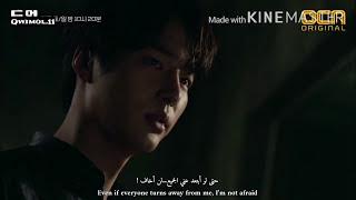 "Bad guys ost ""break up"" arabic eng sub (duel mv) lee sung hoon"