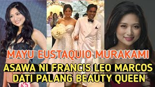 Francis Leo Marcos Wife,Dating Beauty Queen