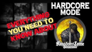 Here's all YOU need to know about the Hardcore Mode DLC for Kingdom Come Deliverance