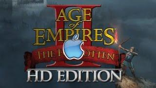 Descargar age of empire 2 HD para Mac Os Sierra