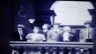 John Lennon Larking About  Hitler Salute / The Beatles