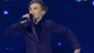 Миша Смирнов выступление | Детское Евровидение 2015 | Россия