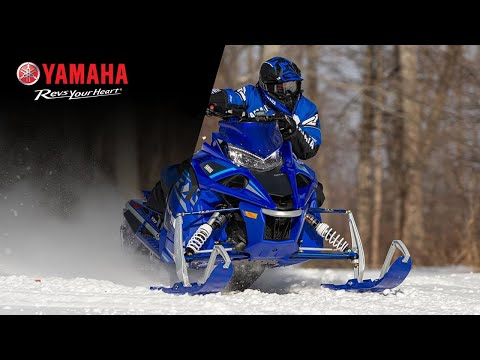 2021 Yamaha Sidewinder SRX LE in Speculator, New York - Video 1