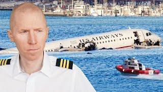 SULLY VIDEO : Airline Pilot Explains