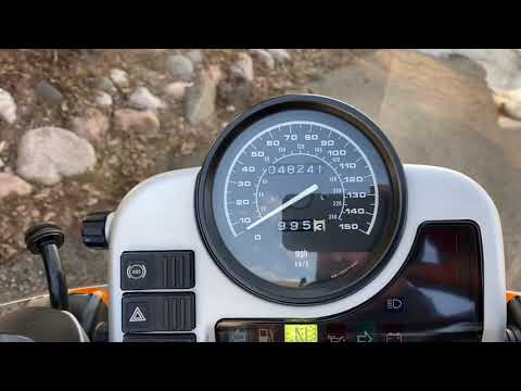 1996 BMW R1100RTL A in Muskego, Wisconsin - Video 1