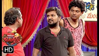 Venky Monkies Performance | Jabardasth | 19th July 2018 | ETV Telugu