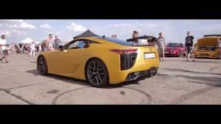 Day with Lexus LFA | JAPFEST 2K16 | SSE