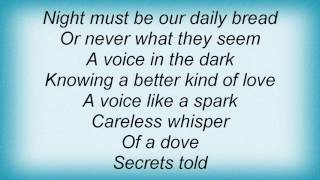 Fancy - A Voice In The Dark Lyrics