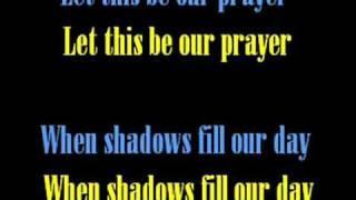 The Prayer Karaoke Gospel Version.wmv