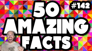 50 AMAZING Facts to Blow Your Mind! #142 thumbnail