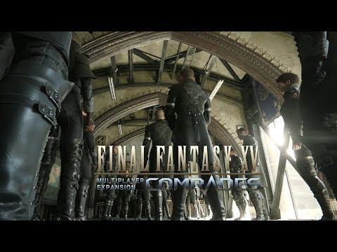 FFXV Multiplayer Expansion Comrades – Launch Trailer thumbnail